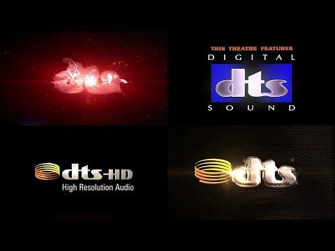 Every DTS Logo Trailer [1080p FHD]
