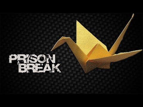 Origami Kuğu Yapımı/ Prison Break Swan ll Her Kafadan Bi Ses ll Origami videoları