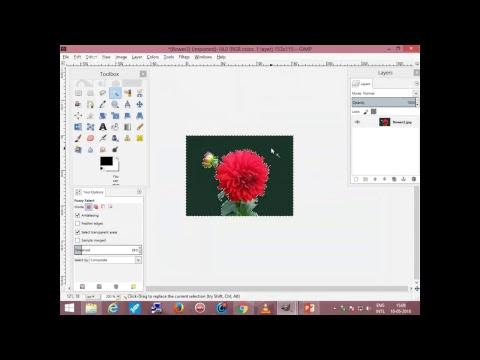 GIMP tools V1