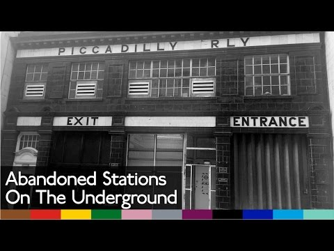 Abandoned Tube Stations (Pt.2)
