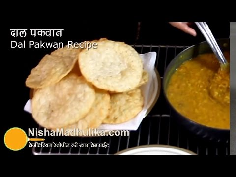 Dal Pakwan Recipe - Sindhi Dal Pakwan Breakfast Recipe