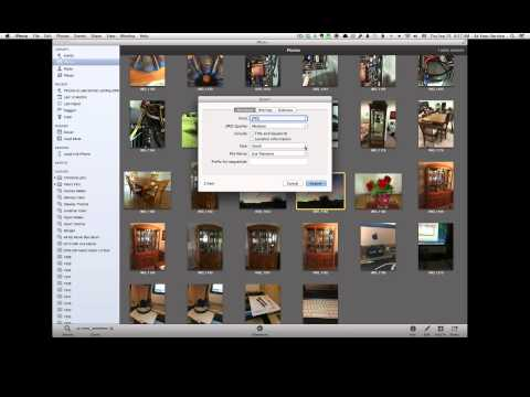 How to Make a Picture smaller in iphoto
