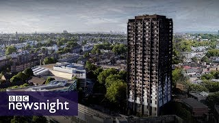 The mystery of the Grenfell Tower baby - BBC Newsnight