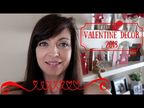 Valentine's Day Decor 2018