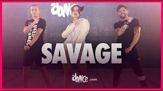 Savage - Megan Thee Stallion ft. Beyoncé | FitDance (Coreografia) | Dance Video