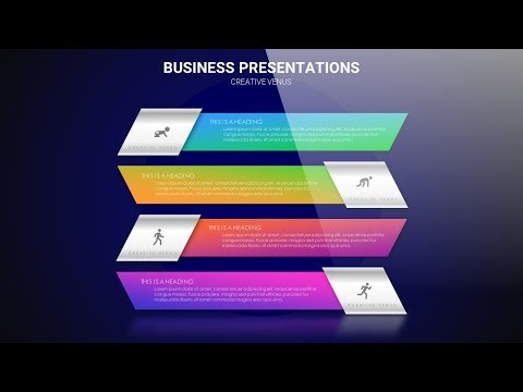 How To Design Professional Style Infographics for Business Process in Microsoft Office PowerPoint