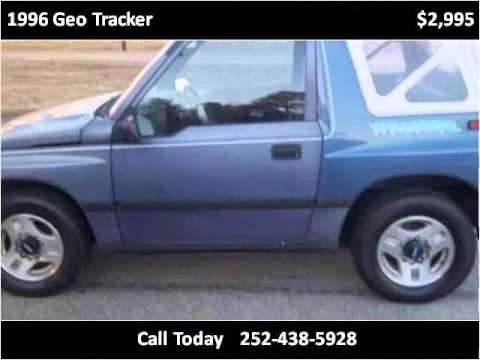 1996 Geo Tracker Used Cars Henderson NC