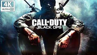 CALL OF DUTY: BLACK OPS 1 All Cutscenes (Game Movie) 4K 60FPS UHD