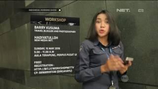 Promo NET Jalan - Jalan Kampus Episode Universitas Indonesia