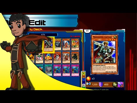 Yugioh! Legacy of the Duelist Online - How to build a deck (PS4)