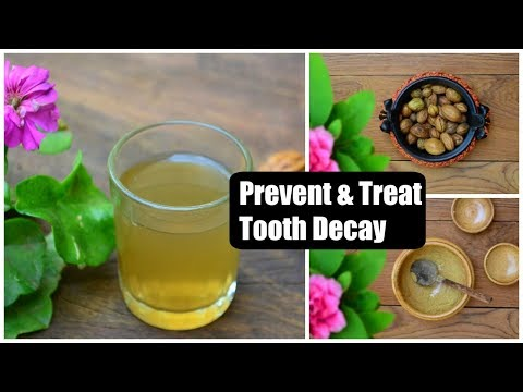 How To Treat Tooth Decay & Reverse Cavities Using This One Miracle Ingredient (Clinically Proven)!