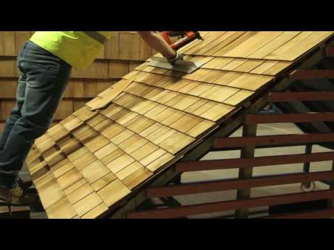 Shingles Installation Video - Marley Eternit
