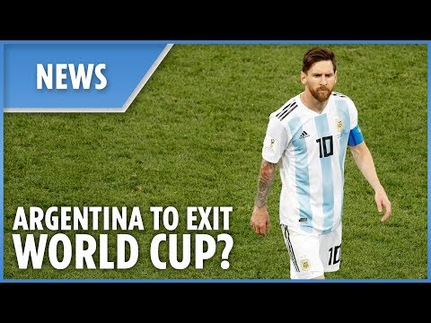 Argentina to exit World Cup: is this the end of Messi's international career?