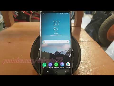 Samsung Galaxy S9 : How to Change Screen Timeout (Android Oreo)