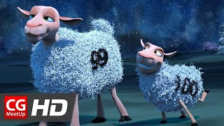 """CGI 3D Animated Short Film """"The Counting Sheep Short Film"""" by Michale Warren & Katelyn Hagen"""