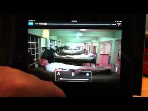 Netflix with subtitles on iPad