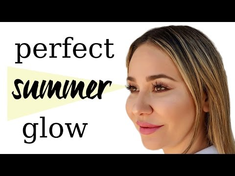 Makeup Tutorial: Highlight Your Face Without Getting Large Pores