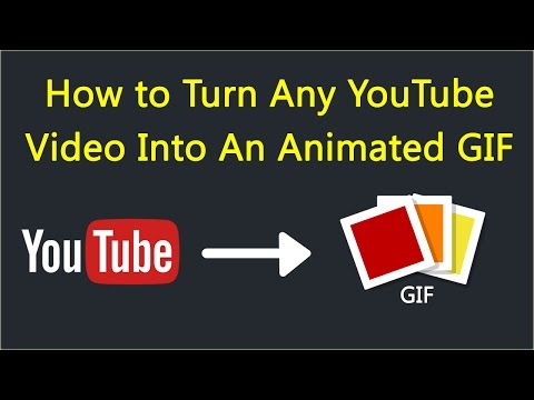 How to Convert Youtube Video to Gif in Hindi  Convert Any Youtube Video to Gif Image