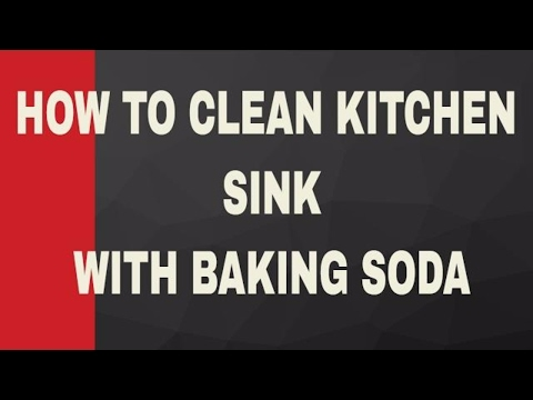 how to clean with baking soda and vinegar