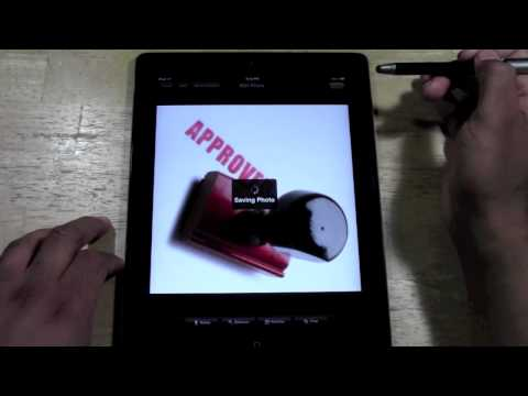 iPad: How to Rotate a Picture (iOS 5 or Later) | H2TechVideos
