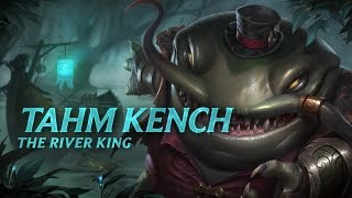 Download Tahm Kench: Champion Spotlight | Gameplay - League of Legends Video