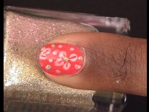 DIY: Nails UNDER 1 MINUTE