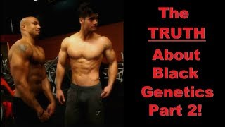 The TRUTH About Black Genetics Part 2! (SCIENCE) | Cory McCarthy