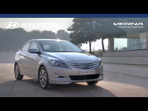 Hyundai | 2016 Verna | Television Commercial (TVC) - Unmatched Experience