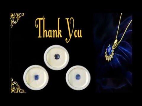 Method of Wearing Blue Sapphire Gemstone  ( Neelam )