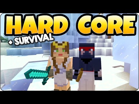 Minecraft Survival Hard Core Multiplayer Battle - PS3, PS4, Xbox 360, Xbox One & Wii U