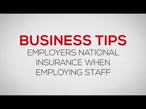 Employers National Insurance when Employing Staff | Business Tips
