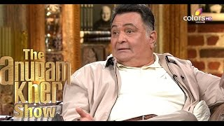 Rishi Kapoor - The Anupam Kher Show - Season 2 - 25th October 2015
