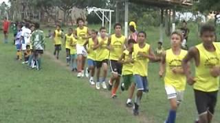 Escolinha De Futebol Maninho Barretto.