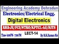 Download LECT-14 DIGITAL ELECTRONICS(ELECTRONICS@ELECTRICAL)#RRB#UPPCL#UPSSSC#OTHER JE/AE EXAM MP3,3GP,MP4