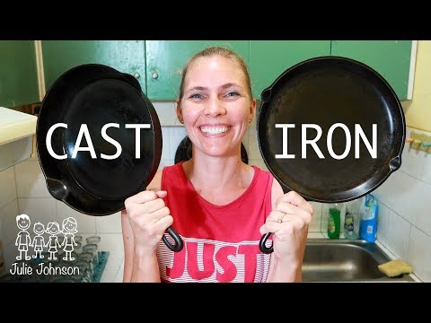 The Benefits Of Using A Cast Iron Pan