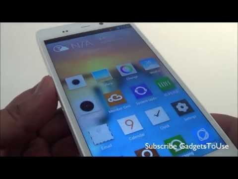 Gionee Elife E6 Hands on Review, Specs, Hardware, Camera Overview HD