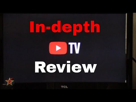 YouTube TV (on Roku) Review