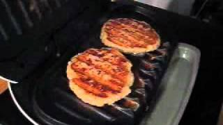 Can The George Foreman Grill Cook Frozen Burgers