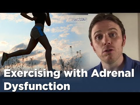 Exercising with Adrenal Dysfunction | Adrenal Fatigue Solution