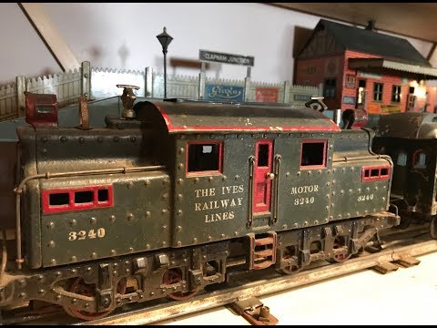 Treasure Trove Trains, Cans, watches and more!