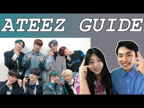 Download Couple Reacts To: A 2019 Helpful Guide To ATEEZ