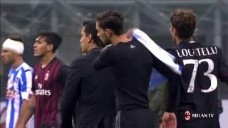 Highlights AC Milan-Pescara 30th October 2016 Serie A