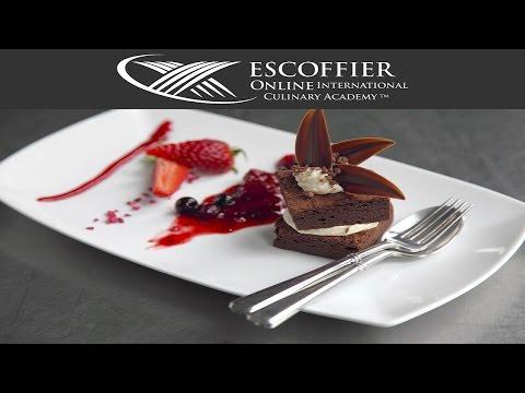 Contemporary Dessert Plating