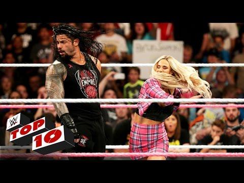 Xxx Mp4 Top 10 Raw Moments WWE Top 10 Oct 17 2016 3gp Sex