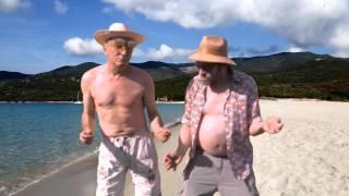 La plage : la chanson de l