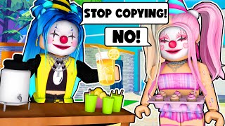 STOP COPYING ME! Roblox Undercover Trouble!