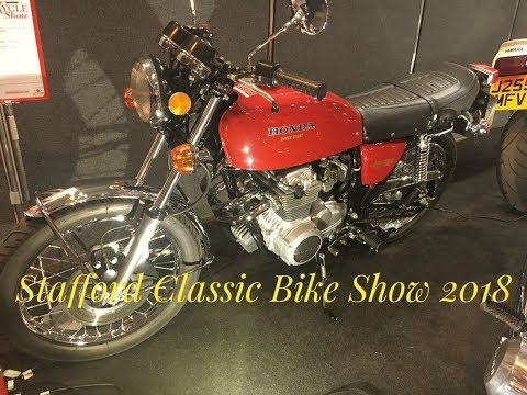 Stafford Classic Bike Show 2018