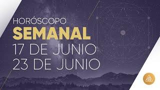 HOROSCOPO SEMANAL | 17 AL 23 DE JUNIO | ALFONSO LEÓN ARQUITECTO DE SUEÑOS