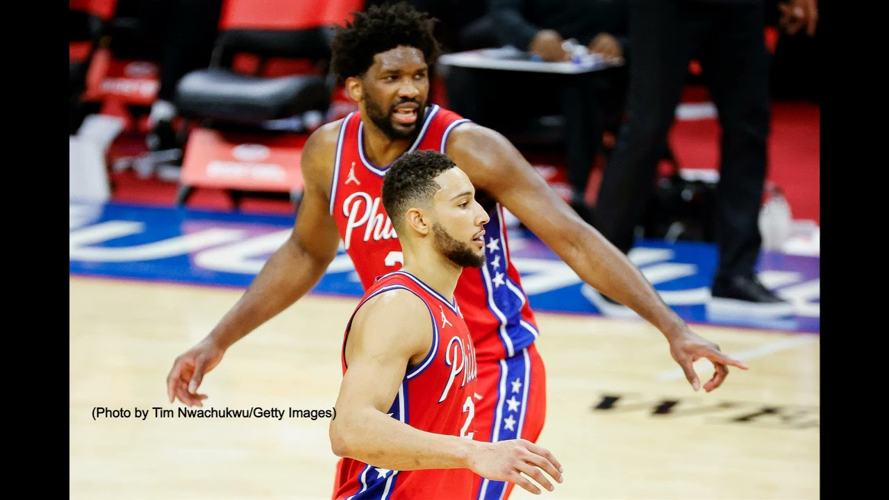 Joel Embiid and the Sixers versus the Eastern Conference: Keith Smith joins Mike Gill 4-8-21