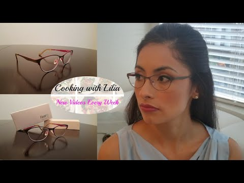 Firmoo Glasses - New Look - Cooking with Lilia